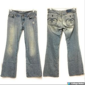 Lucky Brand Blue Jeans Womens 12/31 Lil Dreamer